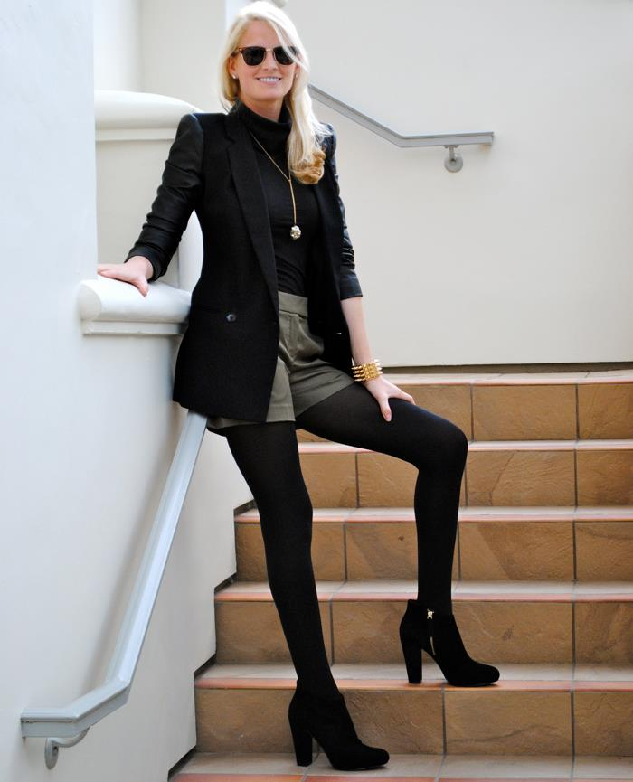 Leather Up My Sleeve | The Style Scribe