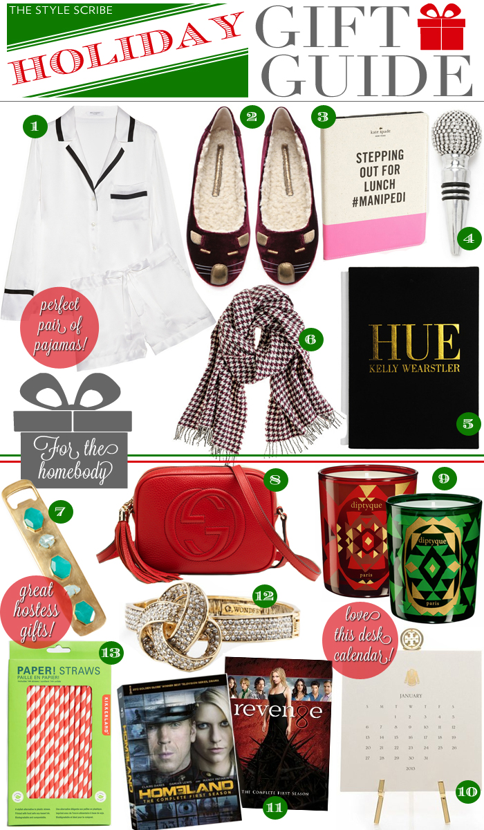 Holiday Gift Guide - The Style Scribe
