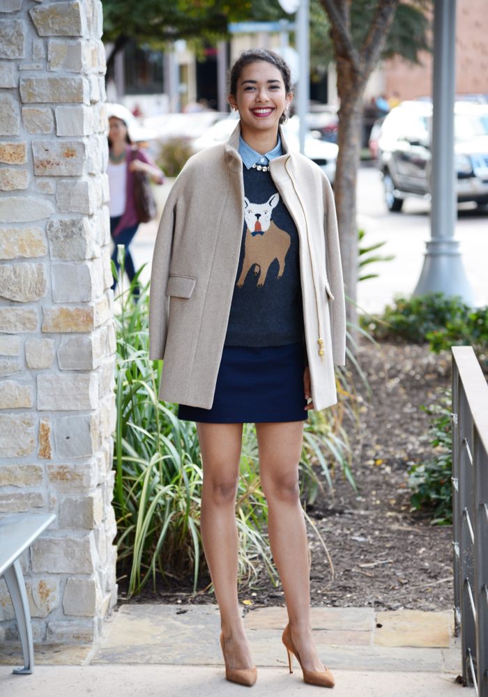 The Style Scribe + J.Crew