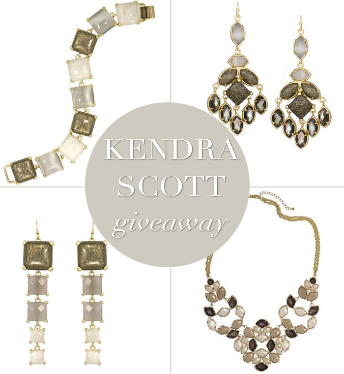 Holiday Giveaway with Kendra Scott