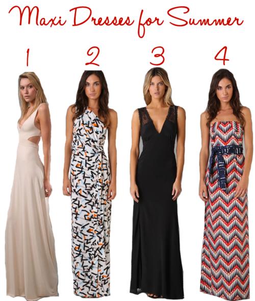 Best Maxi Dresses