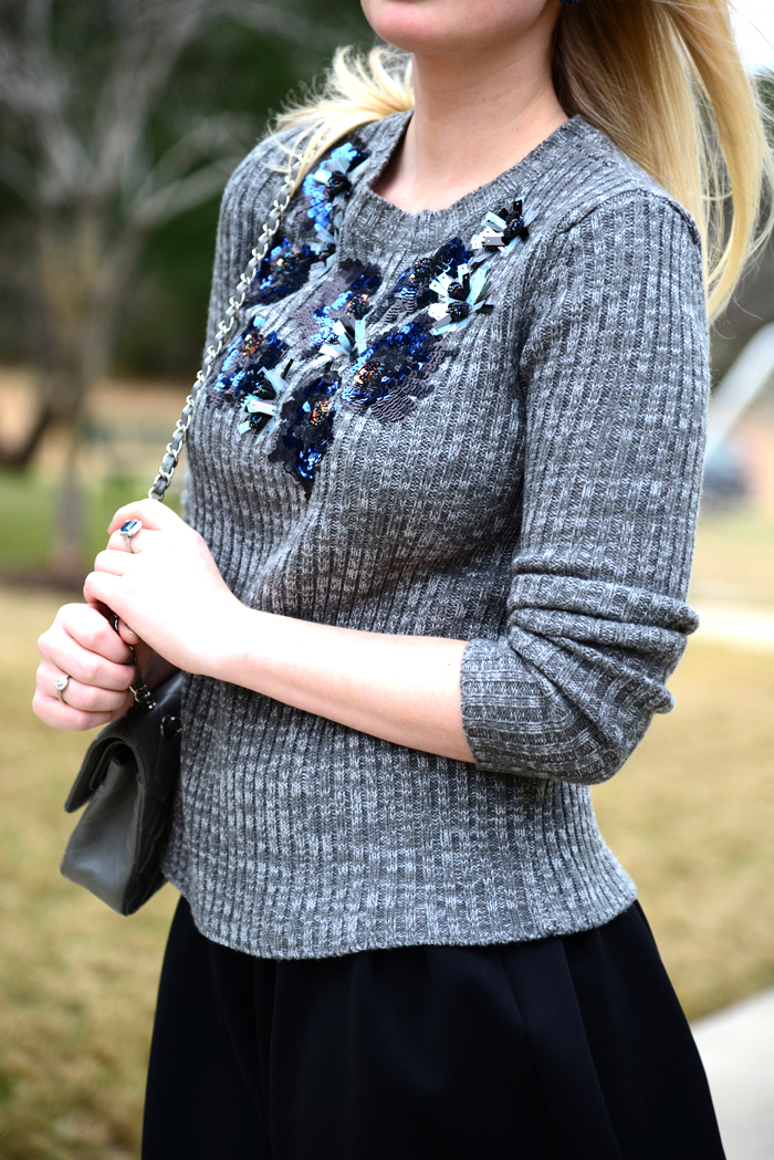 ASOS Sequin Sweater