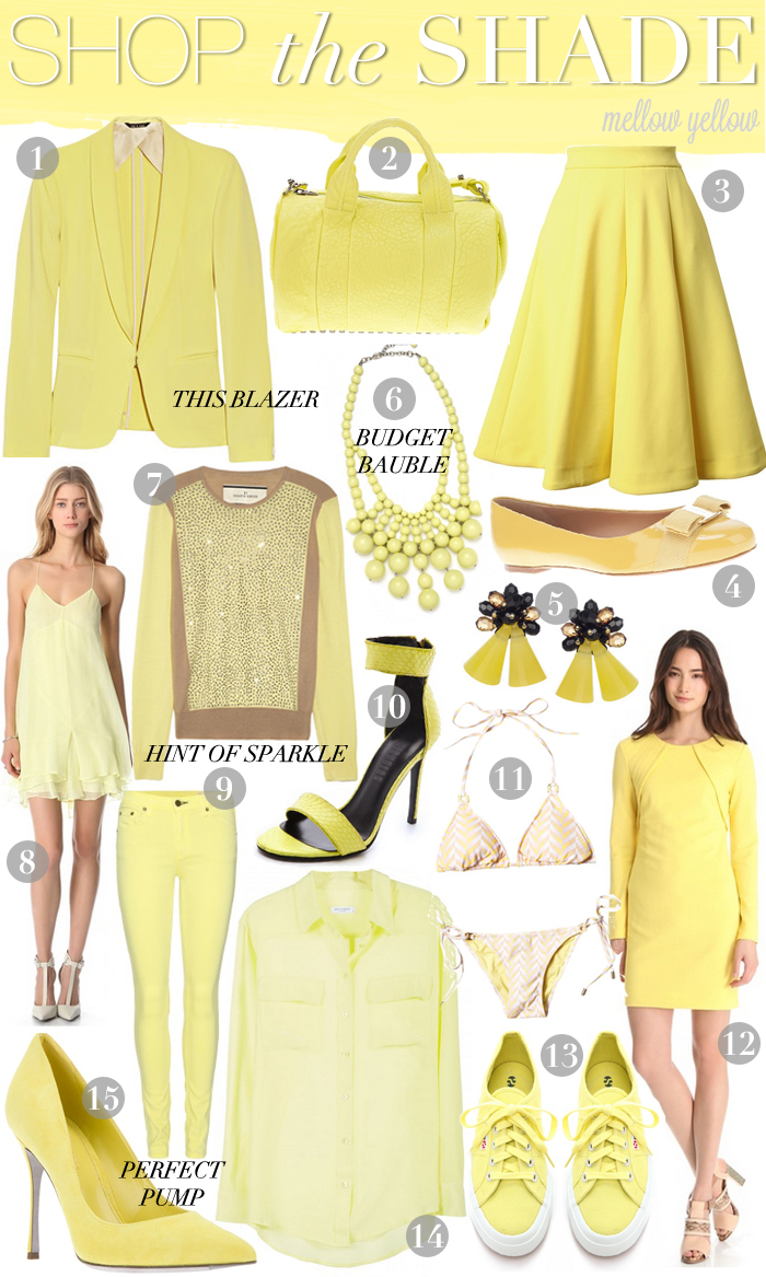 Shop The Shade - The Style Scribe