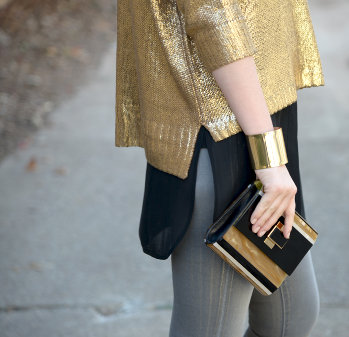 Bold Gold - The Style Scribe