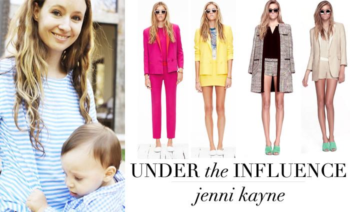 Under The Influence | Jenni Kayne - The Style Scribe