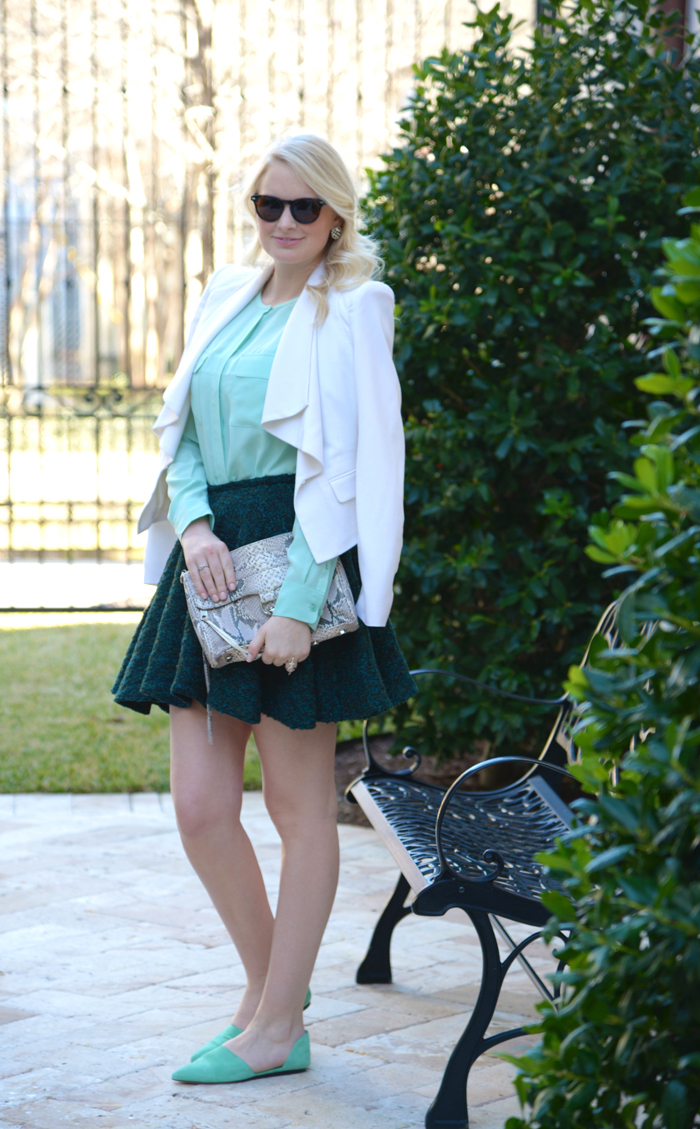 Double Mint | The Style Scribe