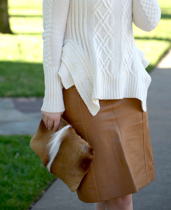 Cream + Tan | The Style Scribe