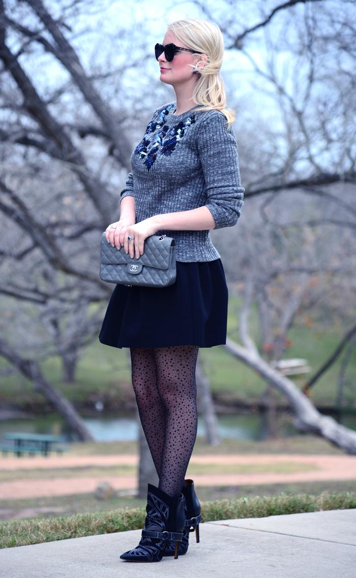 ASOS Embellished Sweater