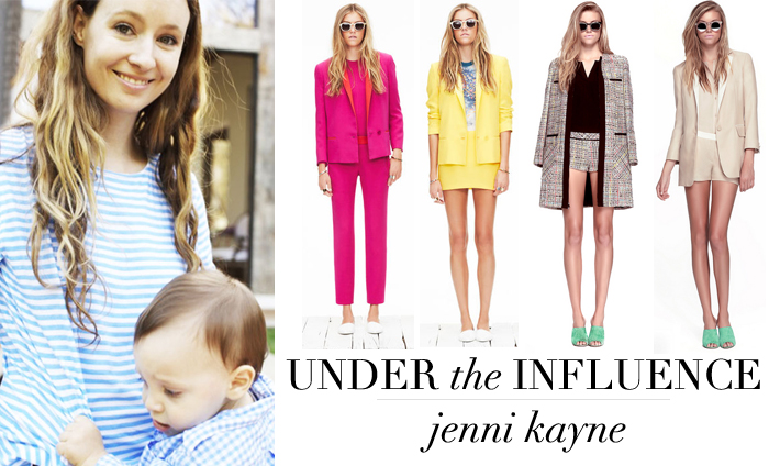 Under The Influence | Jenni Kayne