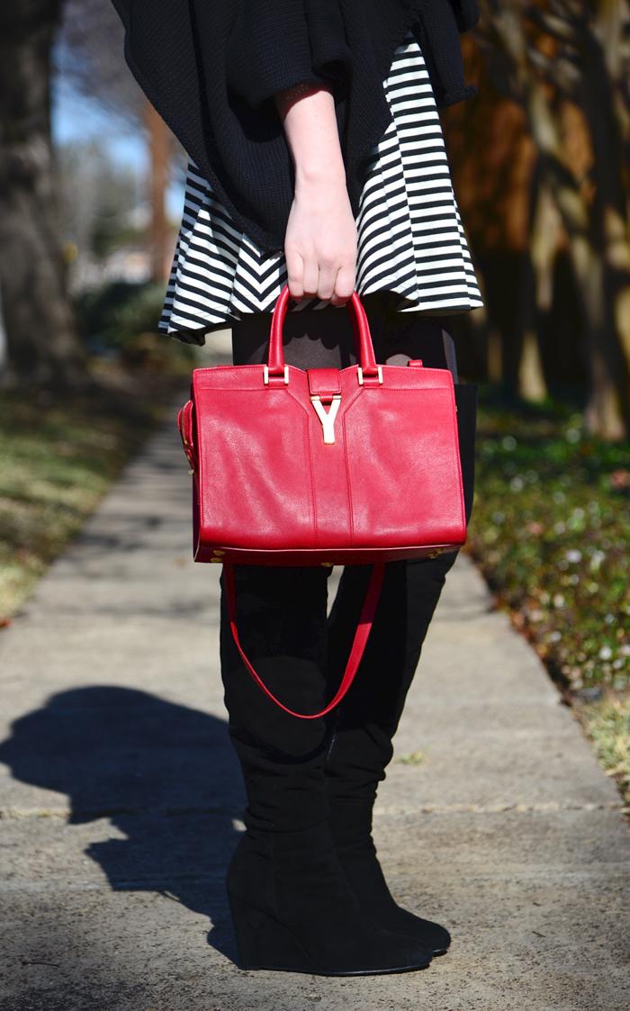 Yves Saint Laurent Mini Chyc Bag