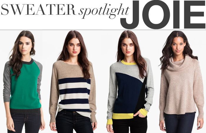 Sweater Spotlight | Joie