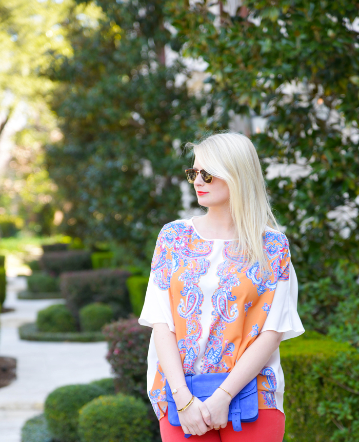 Paisley Punch | The Style Scribe