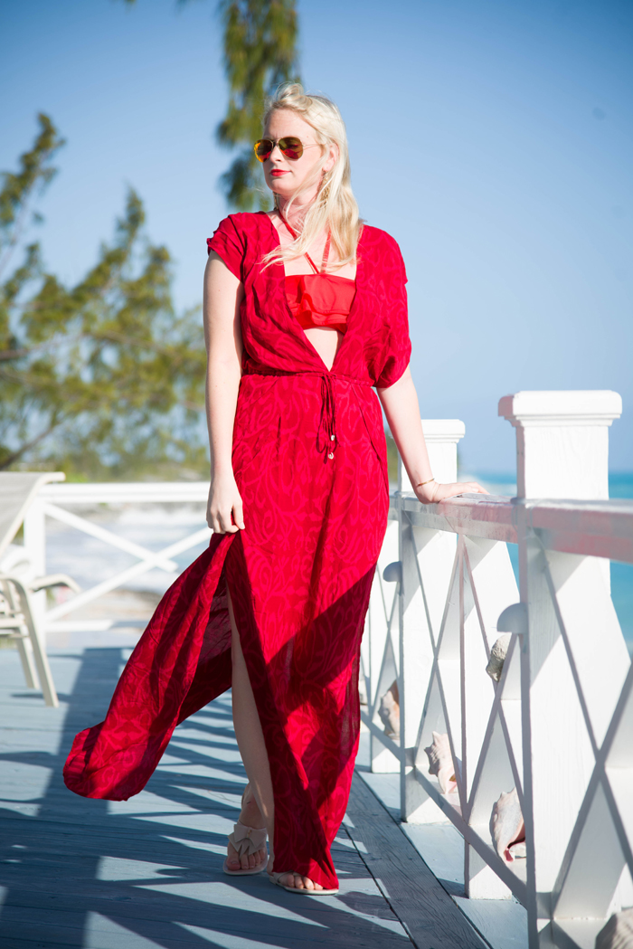 Seeing Red | The Style Scribe