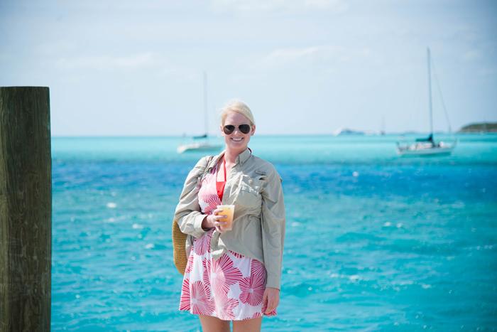 Exuma '13 - Sandbar, Yacht Club & Sharks