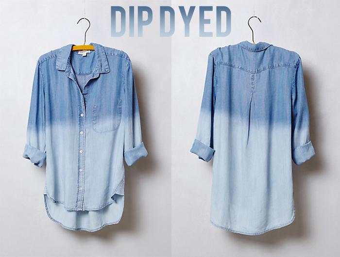 Dip Dye | The Style Scribe