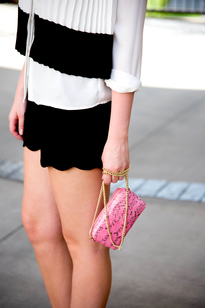 Pink Pouchette | The Style Scribe
