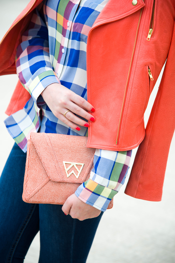 Spring Plaid | The Style Scribe