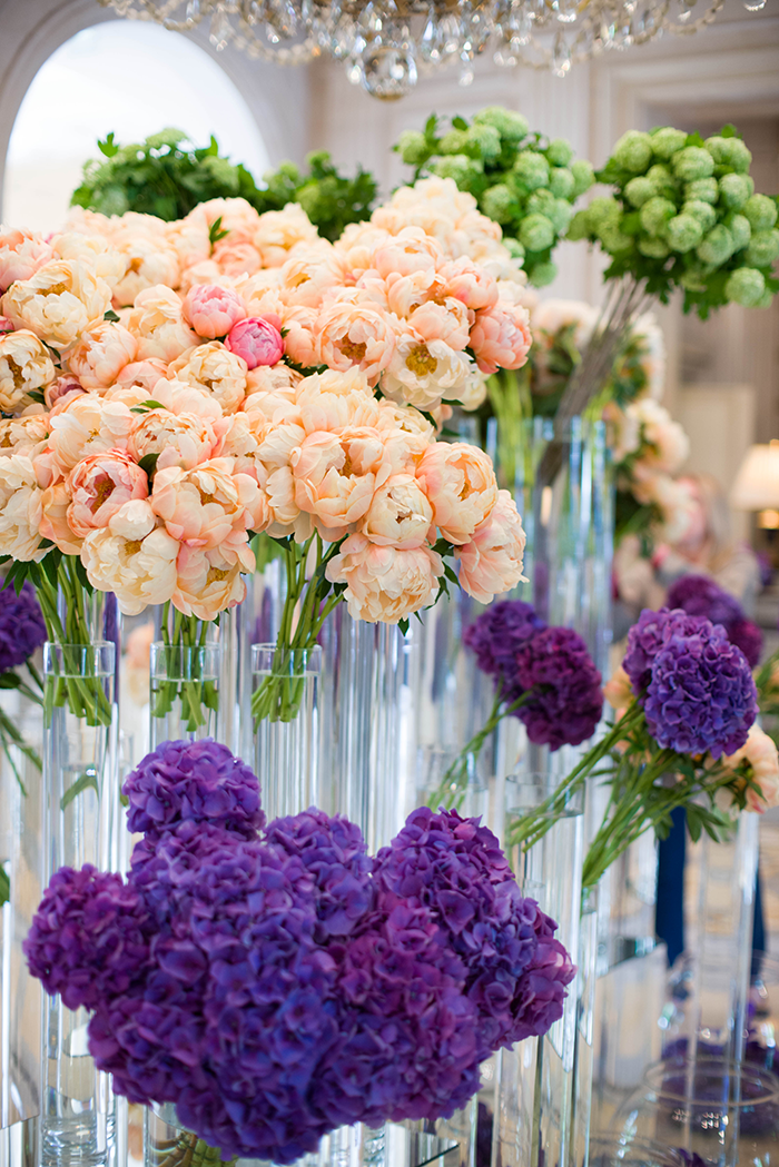 Flowers at George V, Paris | The Style Scribe