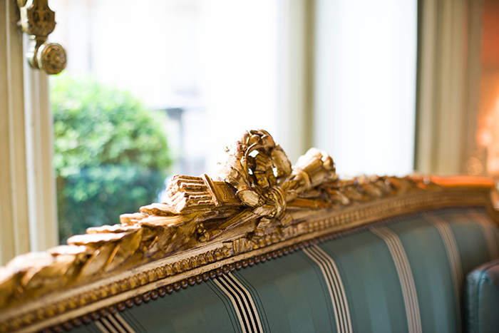 Laduree Decor, Paris | The Style Scribe