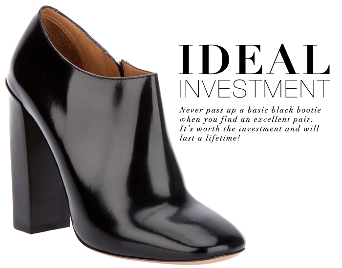 Ideal Investment | The Style Scribe