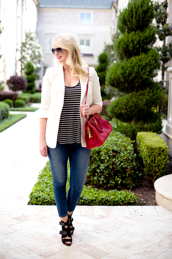 Simple Stripes | The Style Scribe