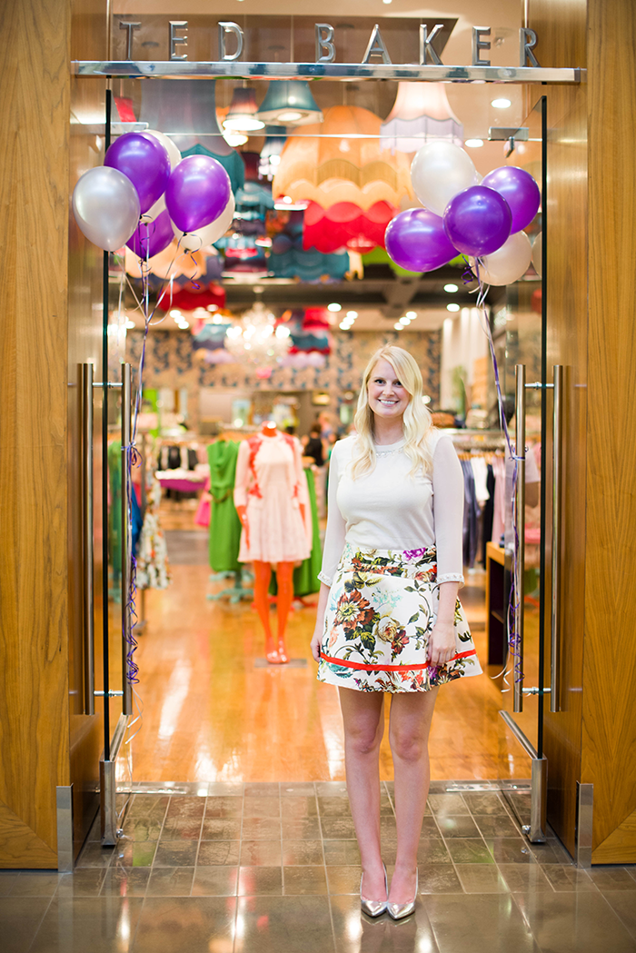 Ted Baker 25th Anniversary Event | The Style Scribe