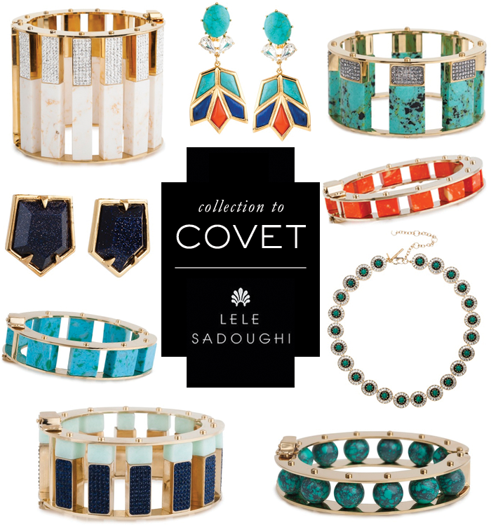 Collection To Covet | Lele Sadoughi
