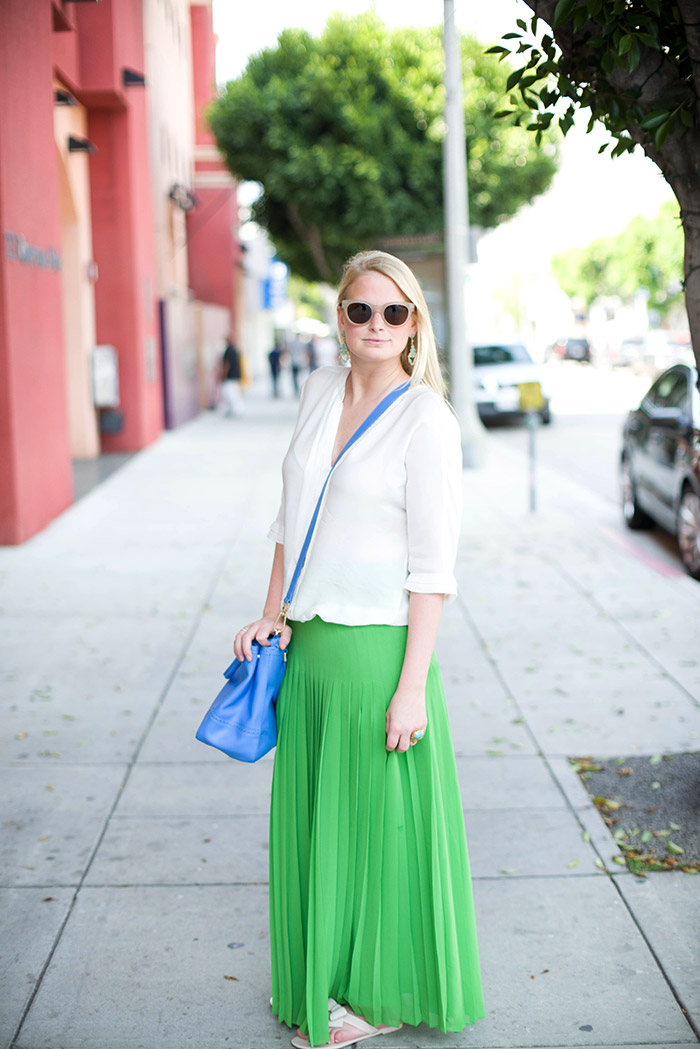 Blue + Green | The Style Scribe