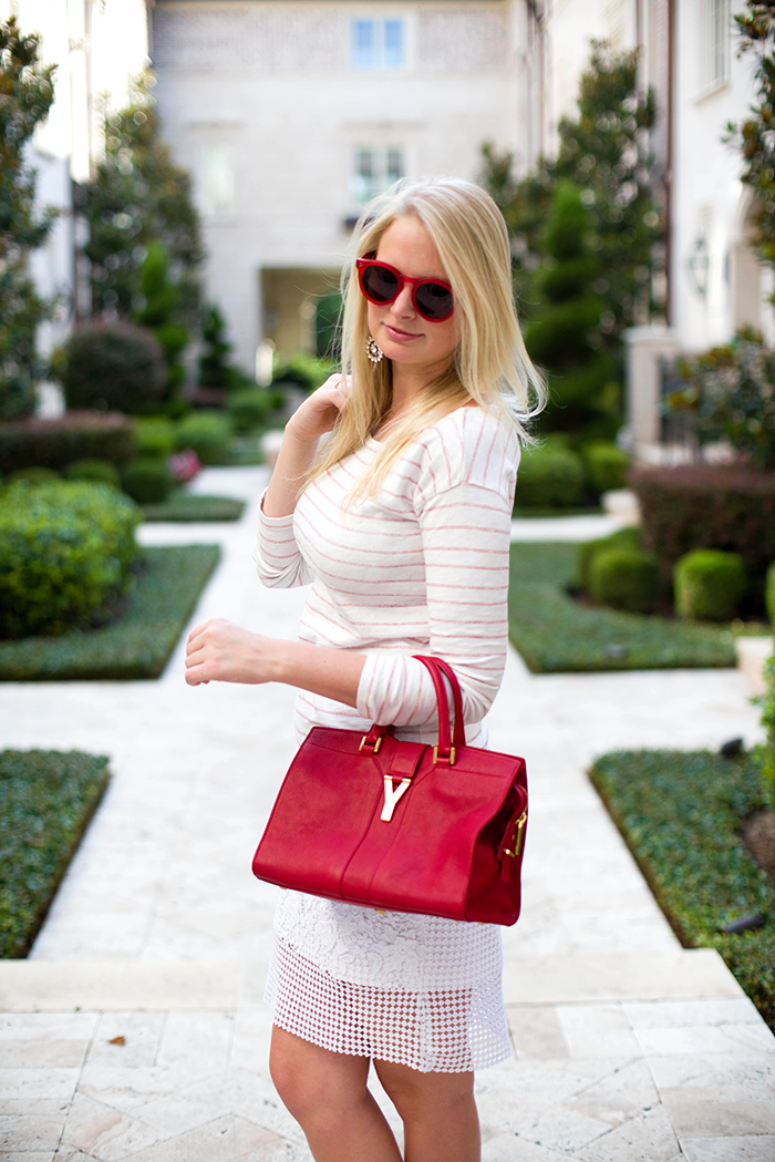 Red, White And... | The Style Scribe