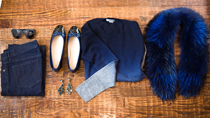 New, Black + Blue | The Style Scribe