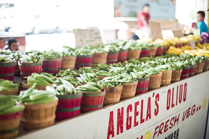 Dallas Farmer's Market | The Style Scribe