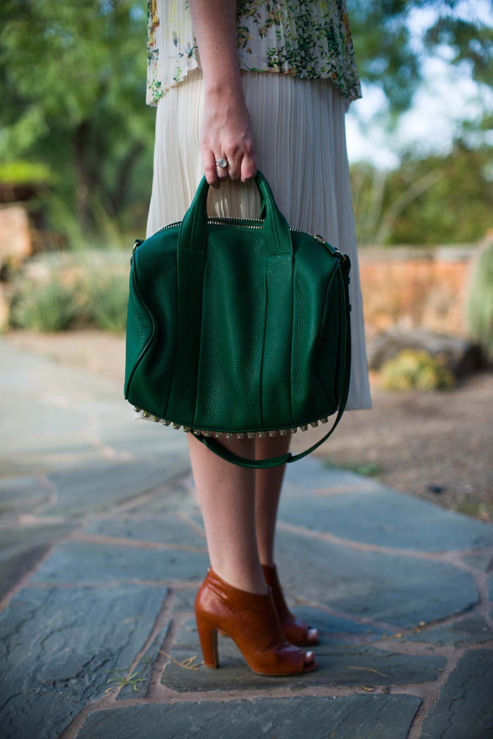 Green | The Style Scribe