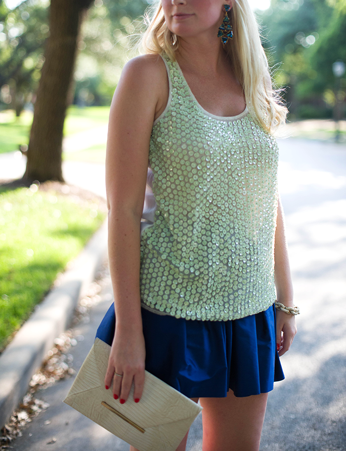 Summer Sequins | The Style Scribe