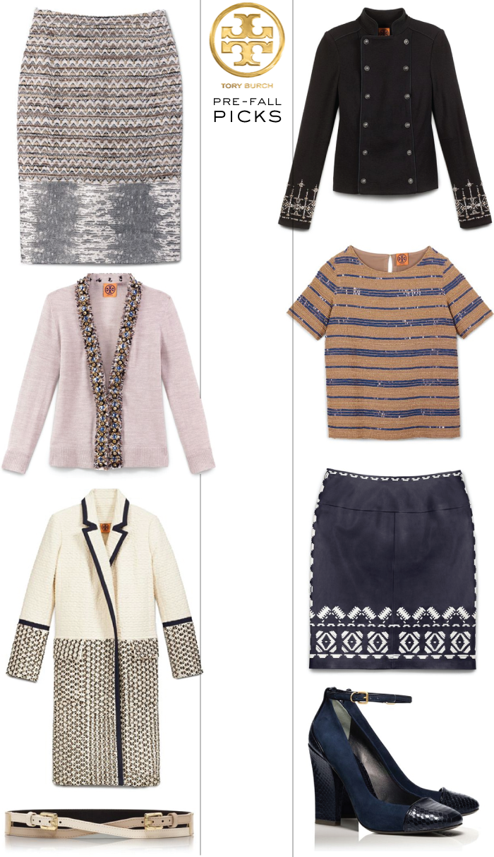 Tory Burch Pre-Fall Picks | The Style Scribe