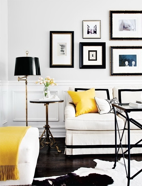 Gallery Walls | The Style Scribe