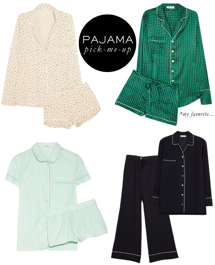 Pajama Pick-Me-Up | The Style Scribe