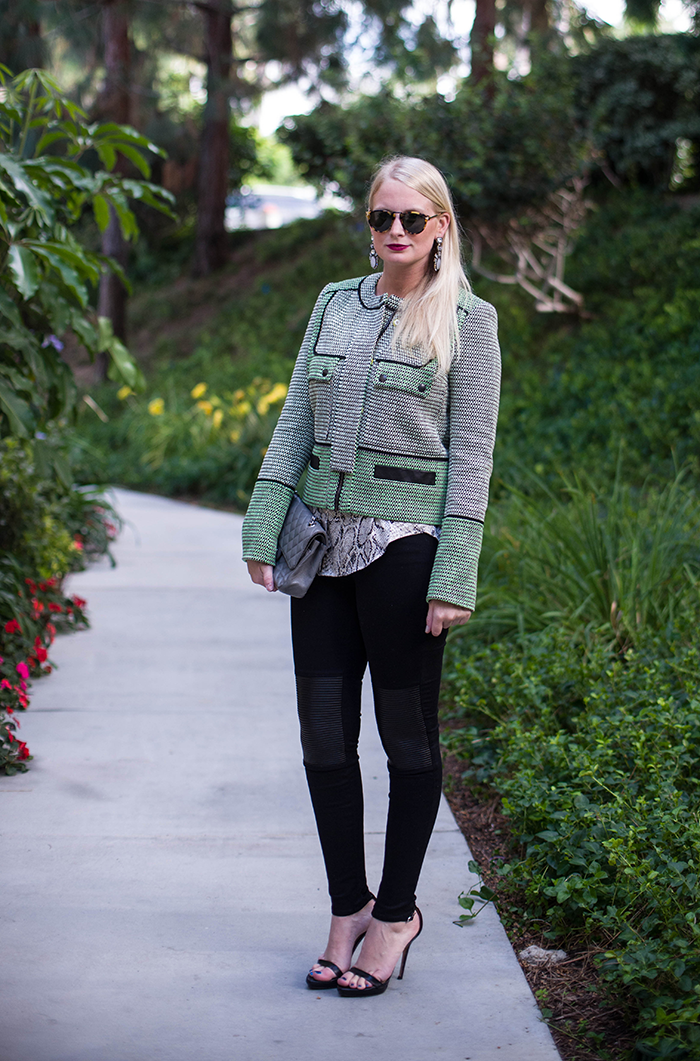 Leather Details | The Style Scribe