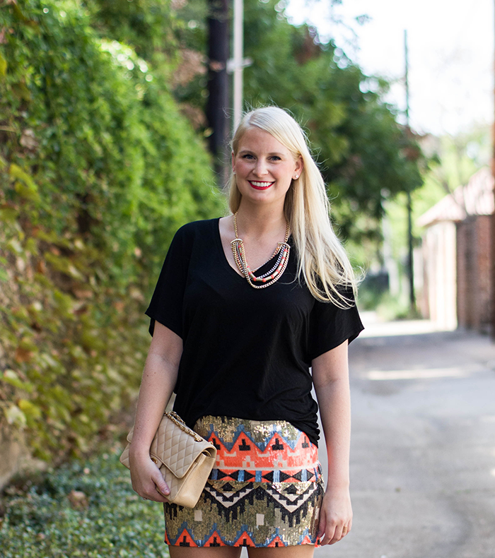 End of Summer Sparkle | The Style Scribe