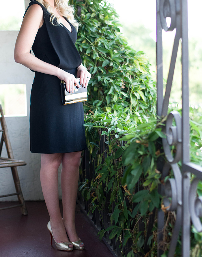 Little Black Dress | The Style Scribe