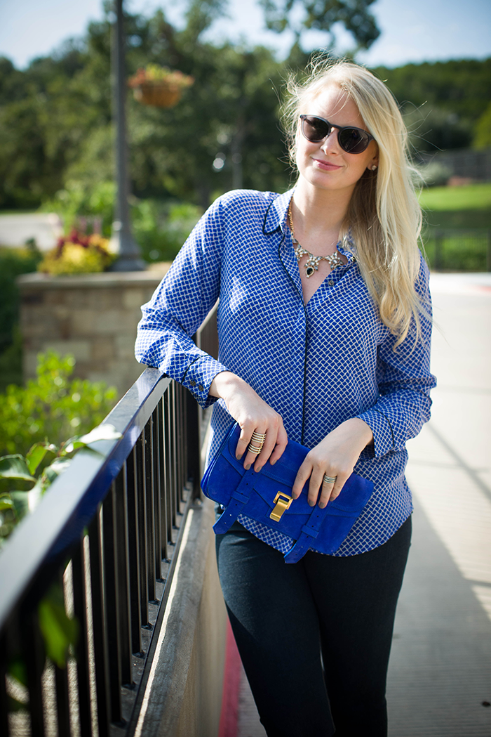 Bell-Bottoms and Blue | The Style Scribe