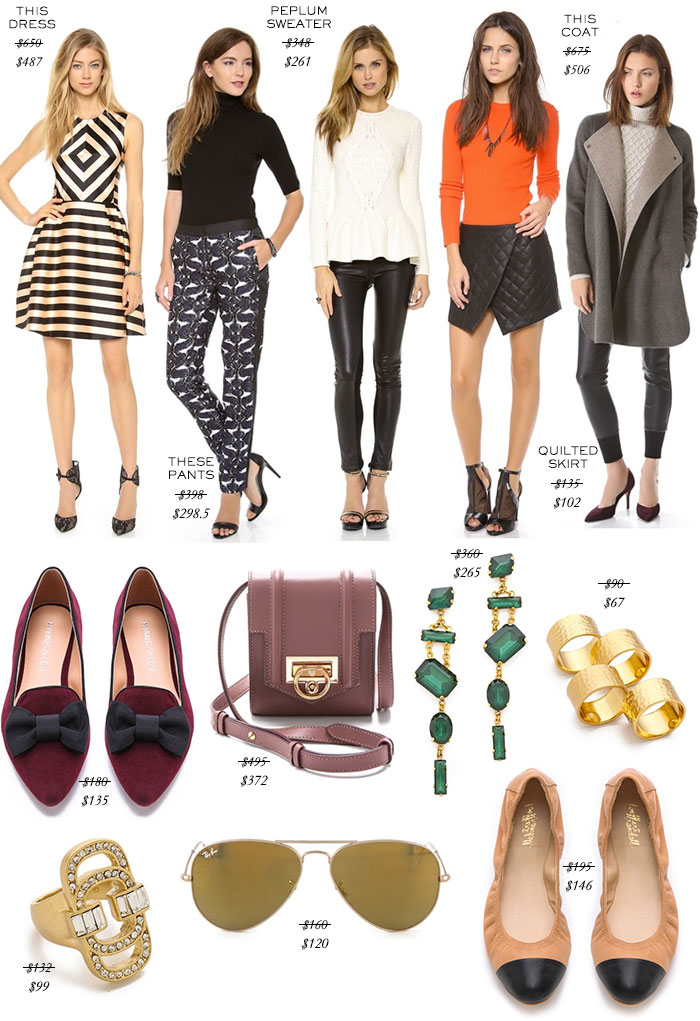 SHOPBOP SALE FINDS | THE STYLE SCRIBE
