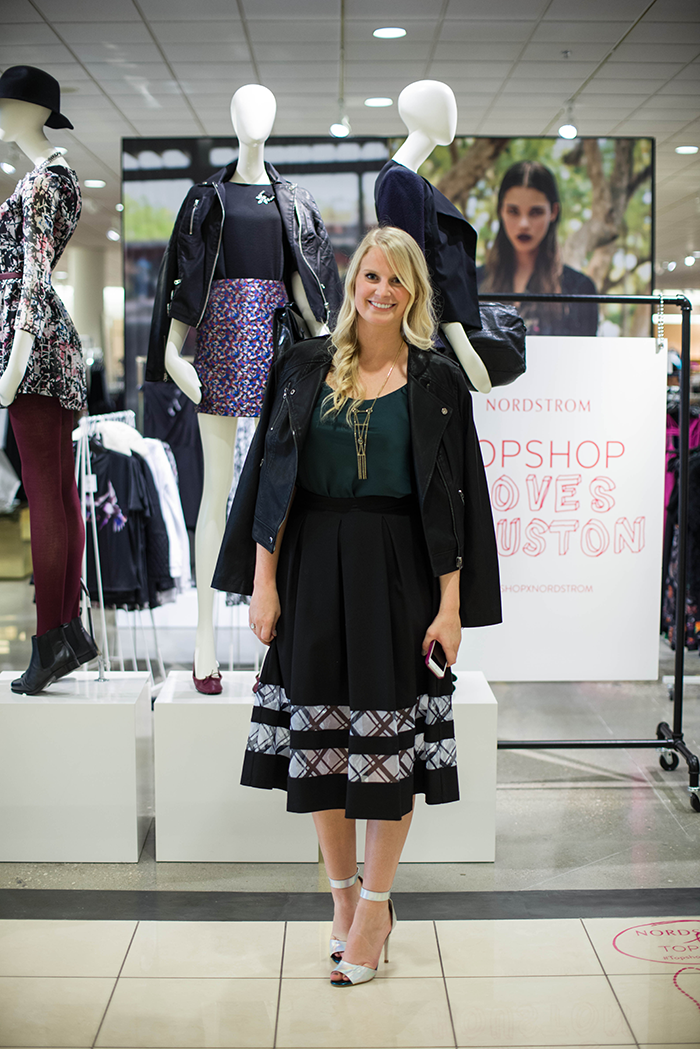 Topshop x Nordstrom | The Style Scribe