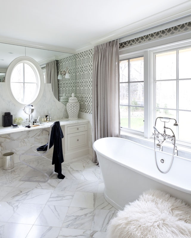 Bathrooms To Envy | The Style Scribe