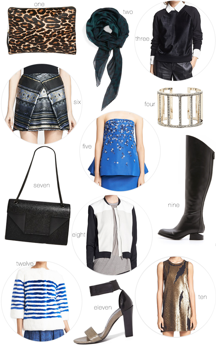 Designer Luxe at Nordstrom | The Style Scribe by Merritt Beck