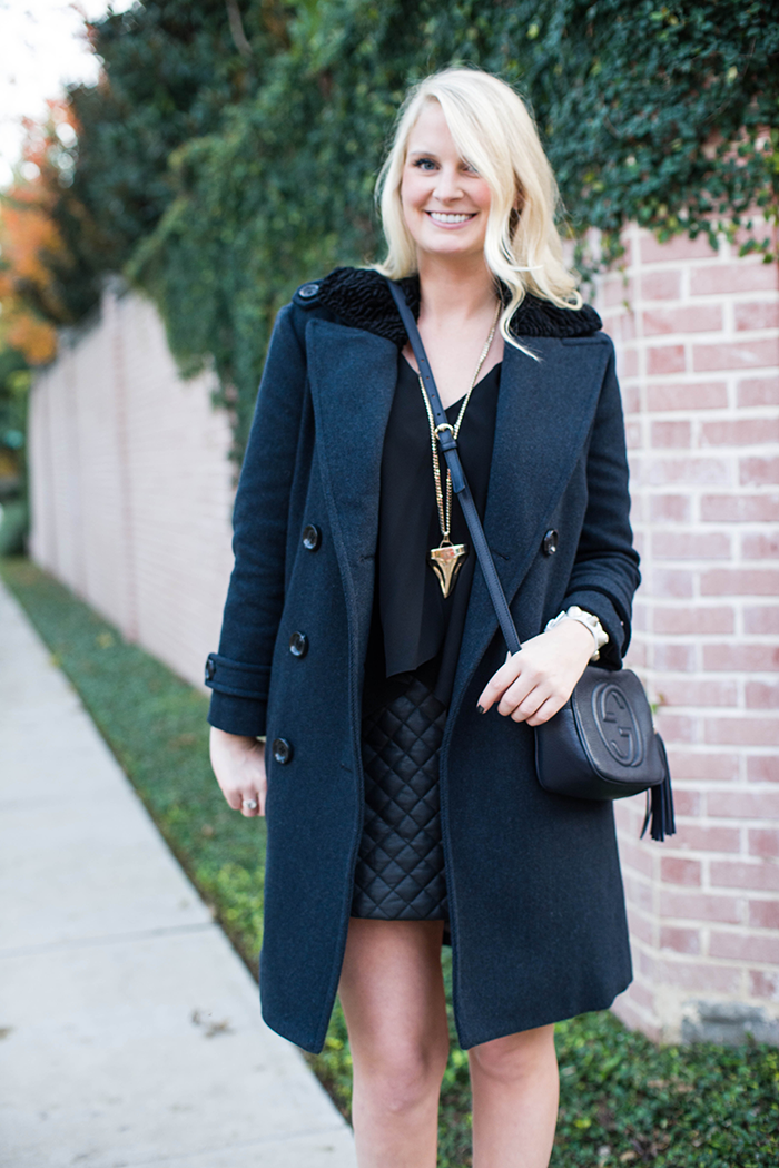 Short Skirt, Long Jacket | The Style Scribe