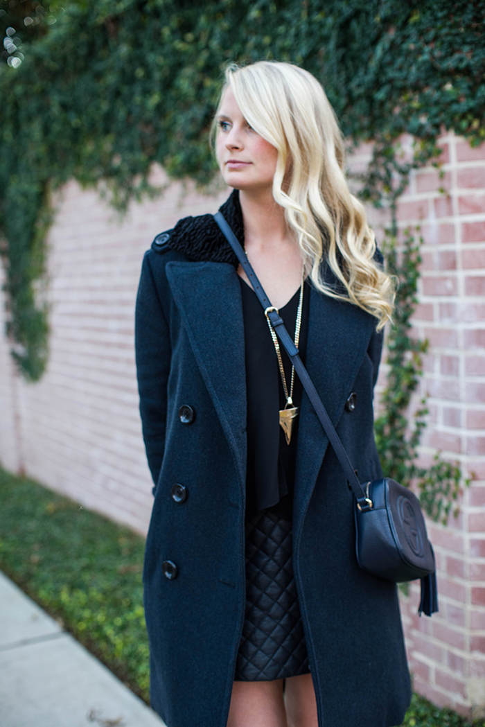 SHORT SKIRT LONG JACKET | The Style Scribe