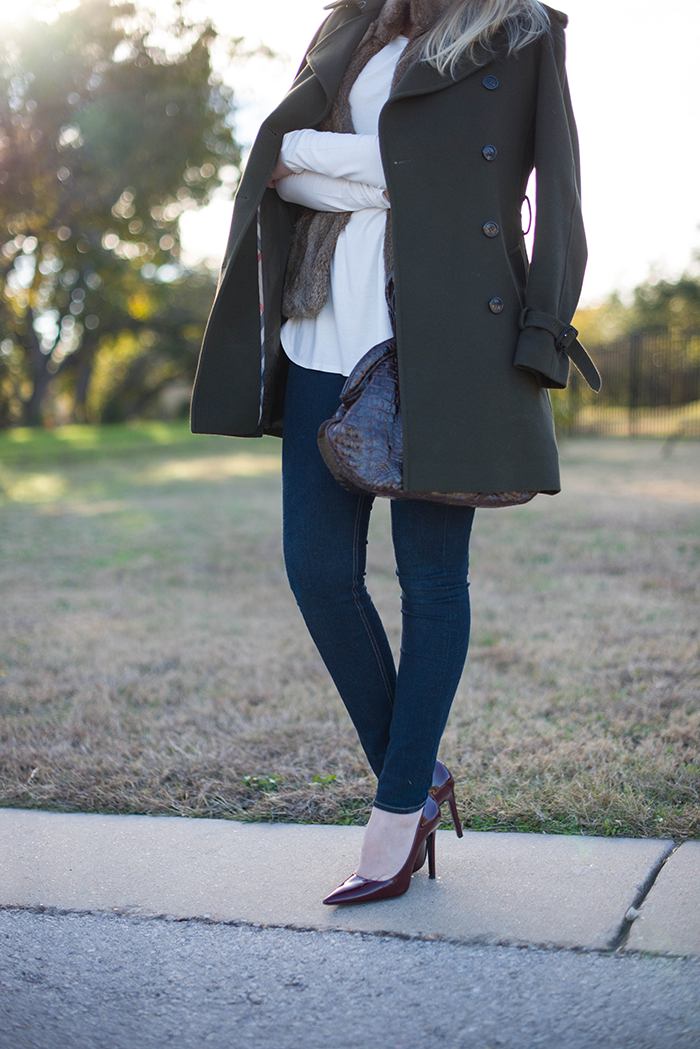 Vested Interest | The Style Scribe