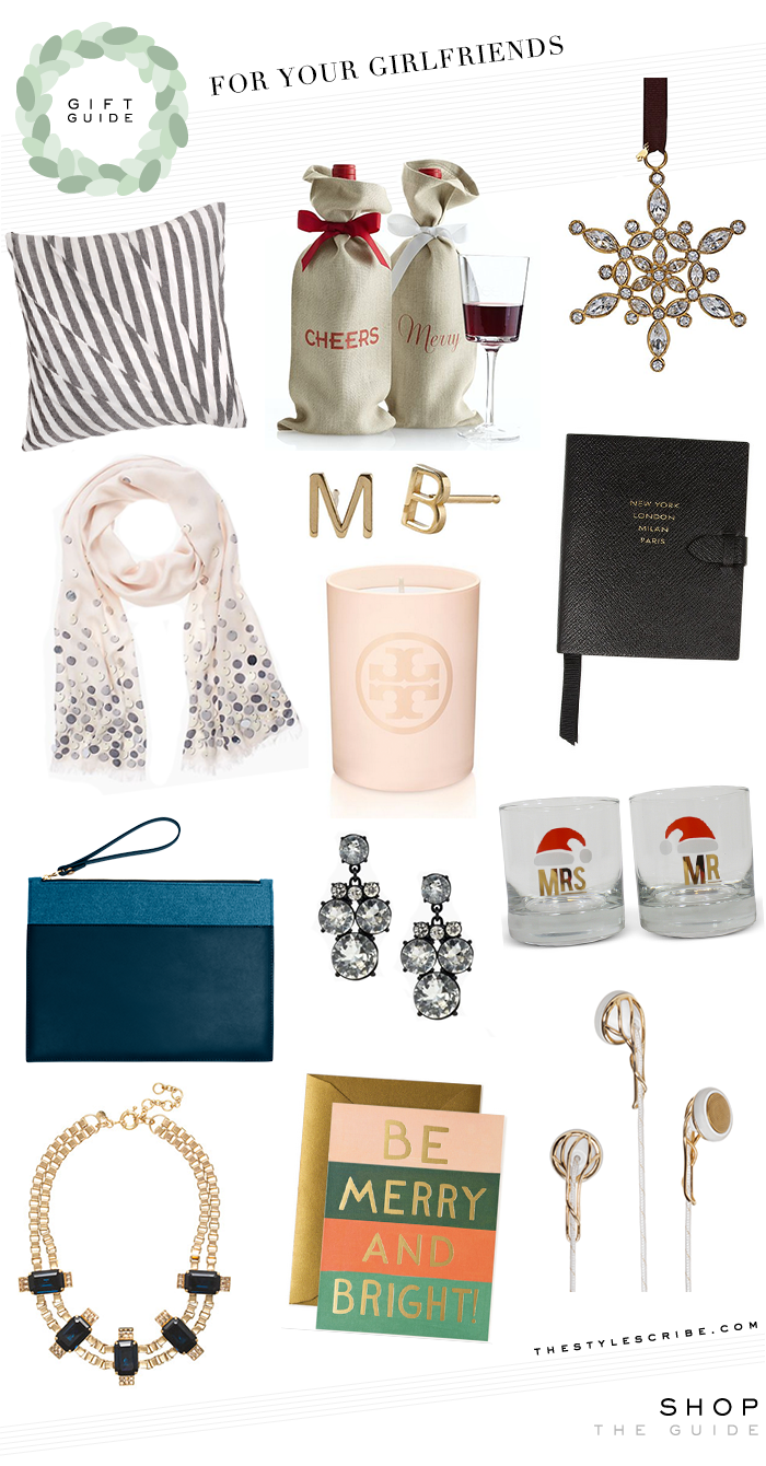 Holiday Gift Guide - The Style Scribe by Merritt Beck