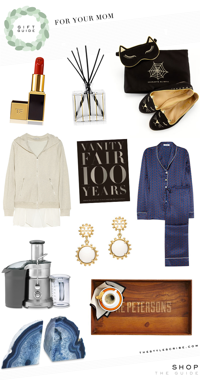 Holiday Gift Guide For Mom | The Style Scribe