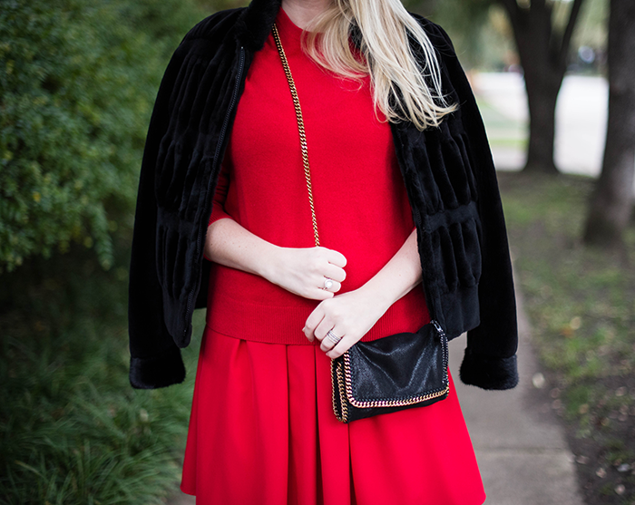 Red on Red | The Style Scribe